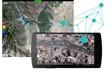 Using Esri ArcGIS for military operations