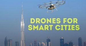 Drone and Smart Cities