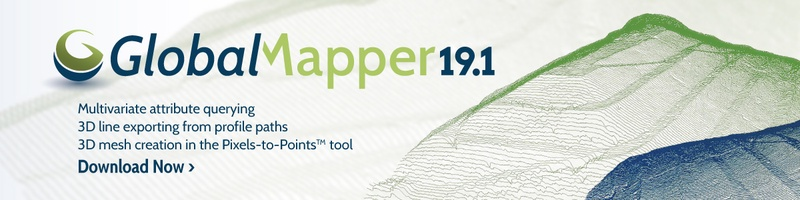 global mapper 19 free download
