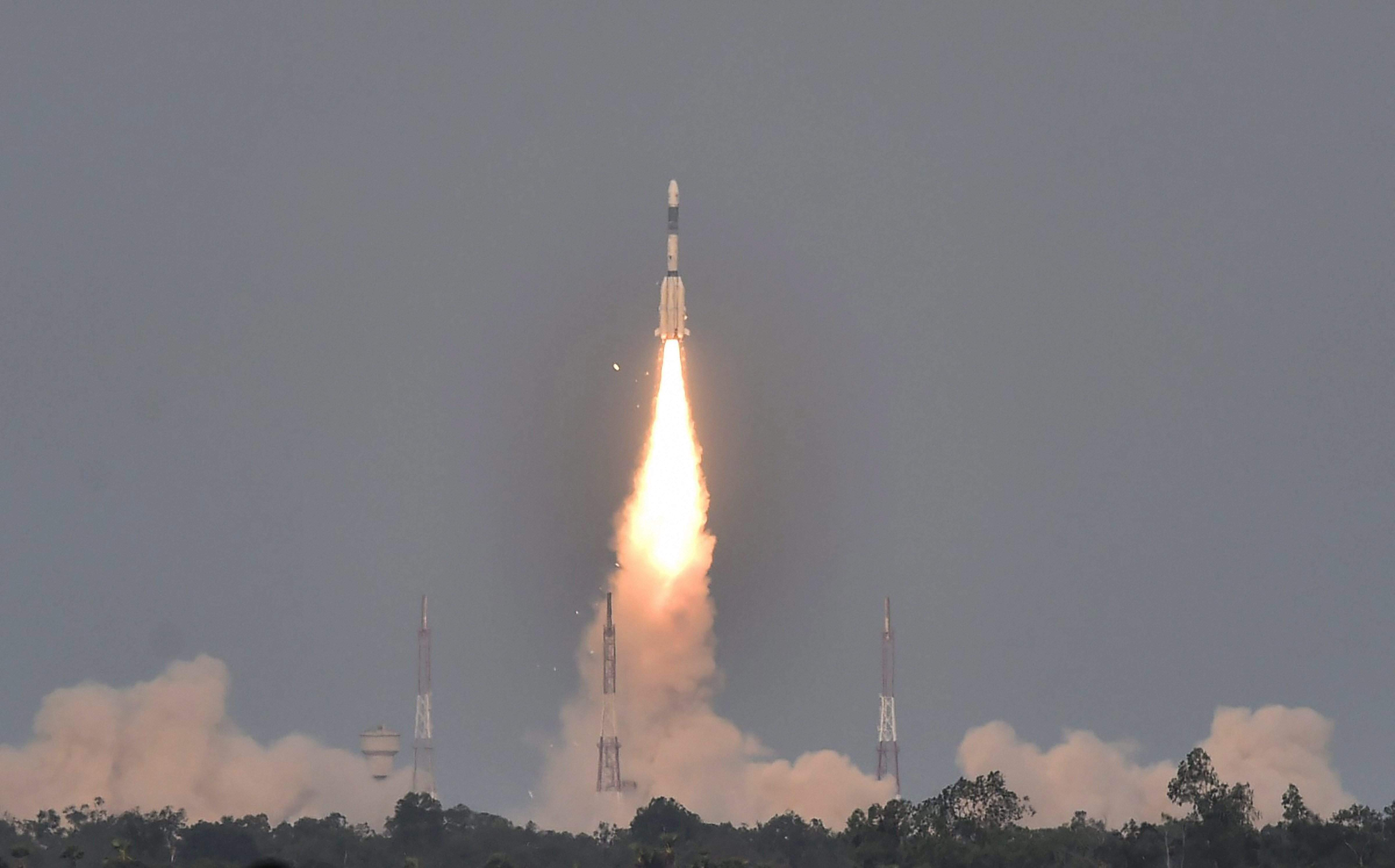 Funds shortage may delay crucial ISRO projects