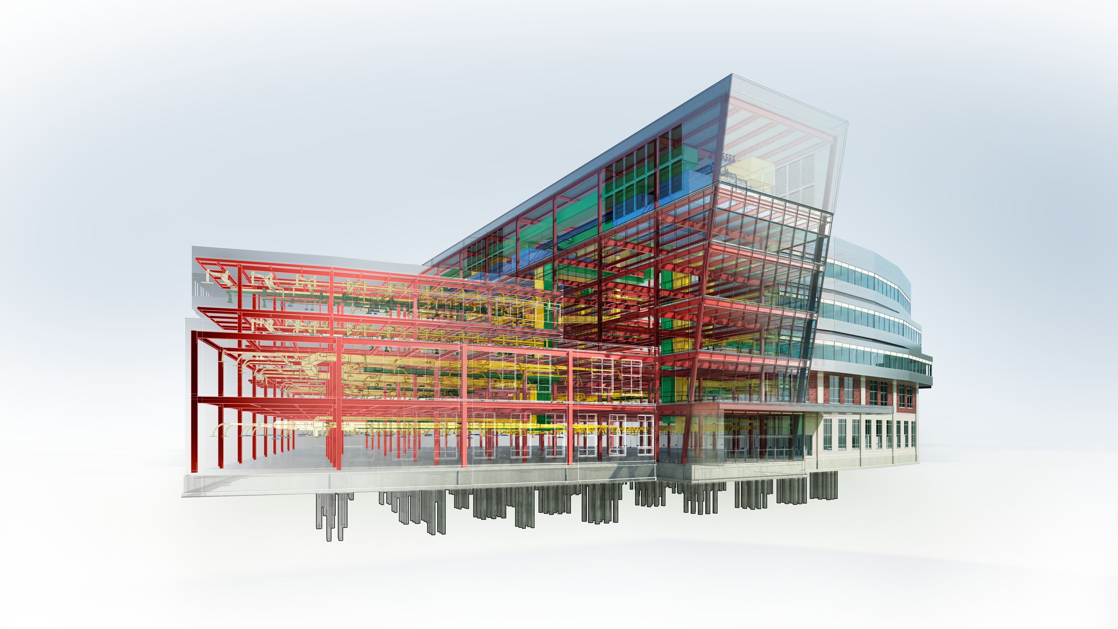 Global bim market share size to grow us billion for Architecture et construction 3d