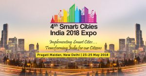 4th Smart Cities India 2018 Expo