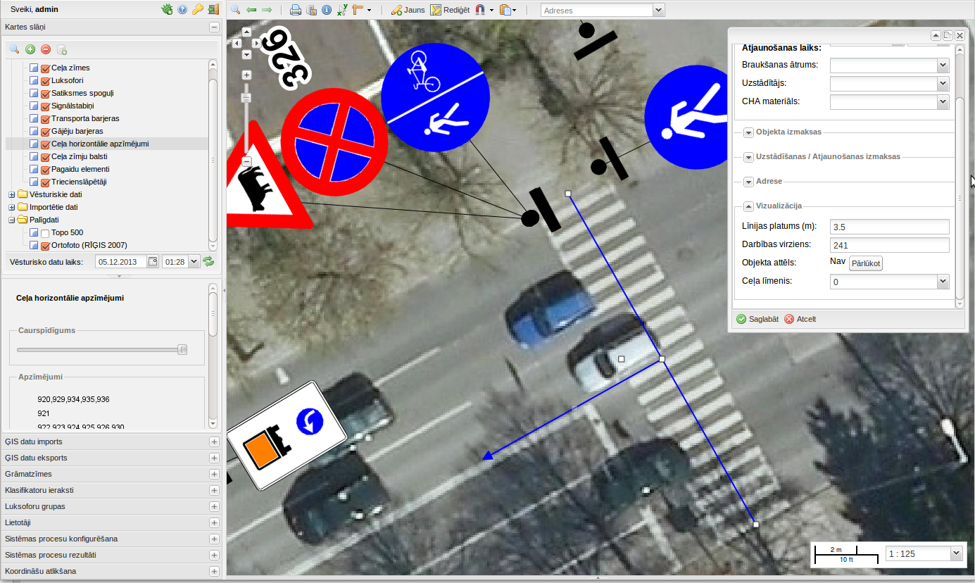 GIS in transportation for better management of highways, roads and