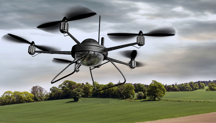 Companies That Make Drones >> Innovating drone technology in India for a vibrant economy and sustainable development