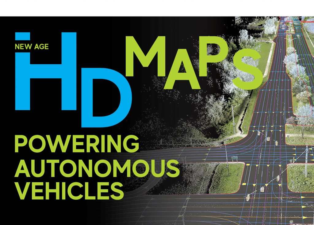 HD Maps: New age maps powering autonomous vehicles