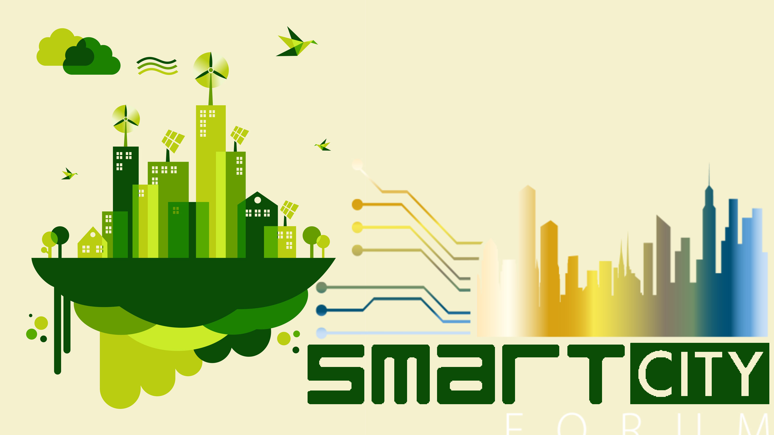 Know what are six technologies crucial for building a smart cities