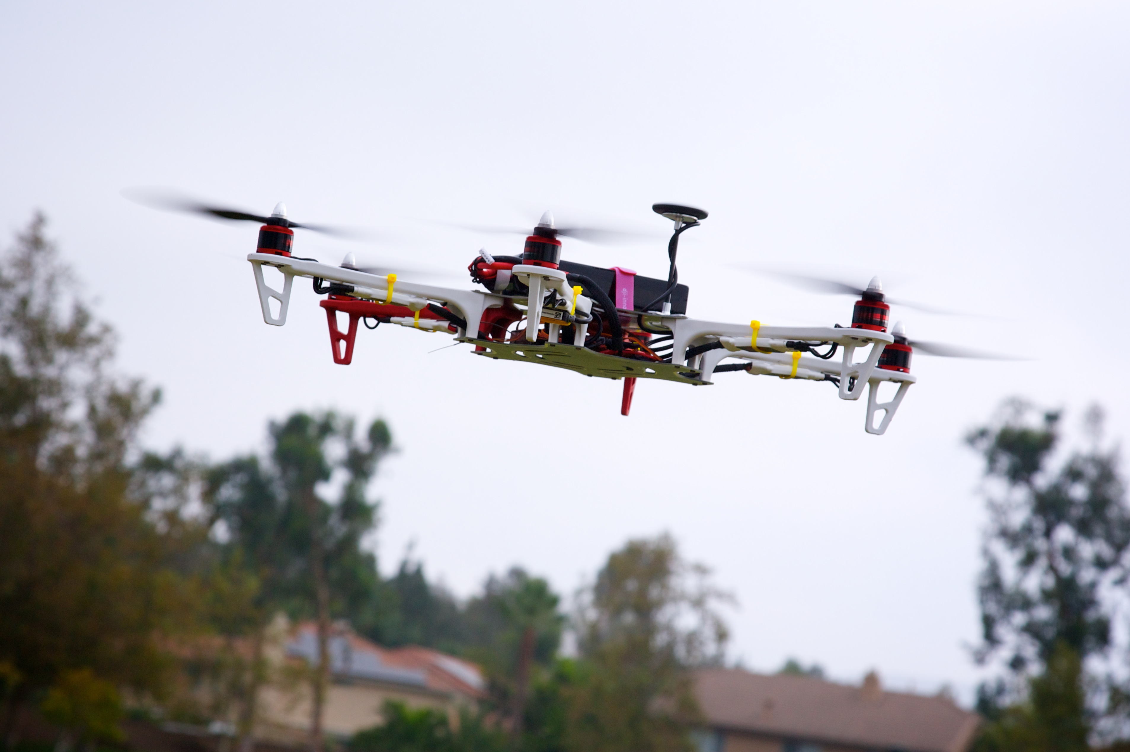 In a first of its kind, drone survey to acquire land in Indian state Punjab