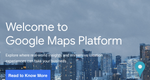 Google Maps Platform - Move from Google Maps API