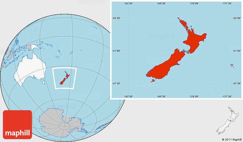 Nz Goes Off The Map And A Viral Ad Is Born Starring Its Pm