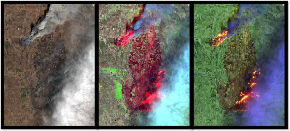 GeoWrap: Esri announces release of Sentinel-2 Image Services