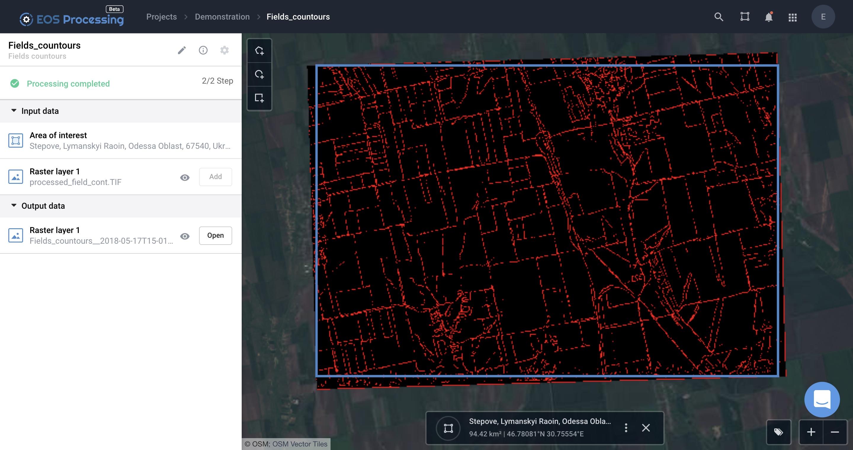 New EOS platform enables image processing tasks in browser