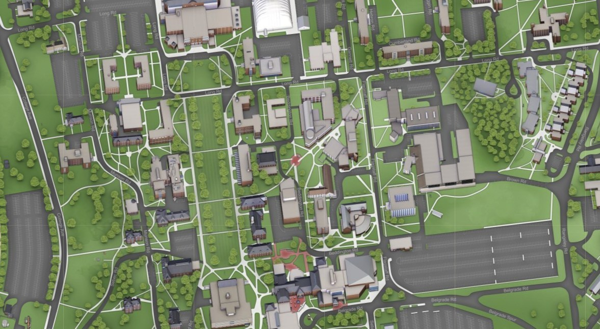 University Of Maine Launches Concept3d Interactive Map And Virtual