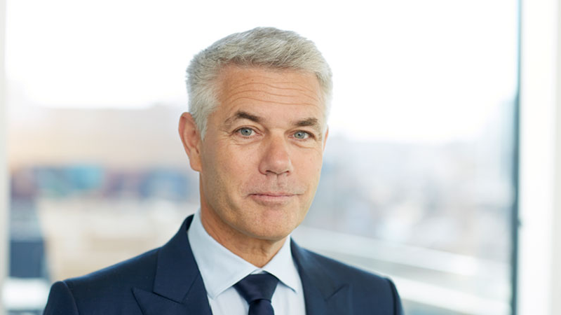 Ola Rollén, Hexagon President and CEO