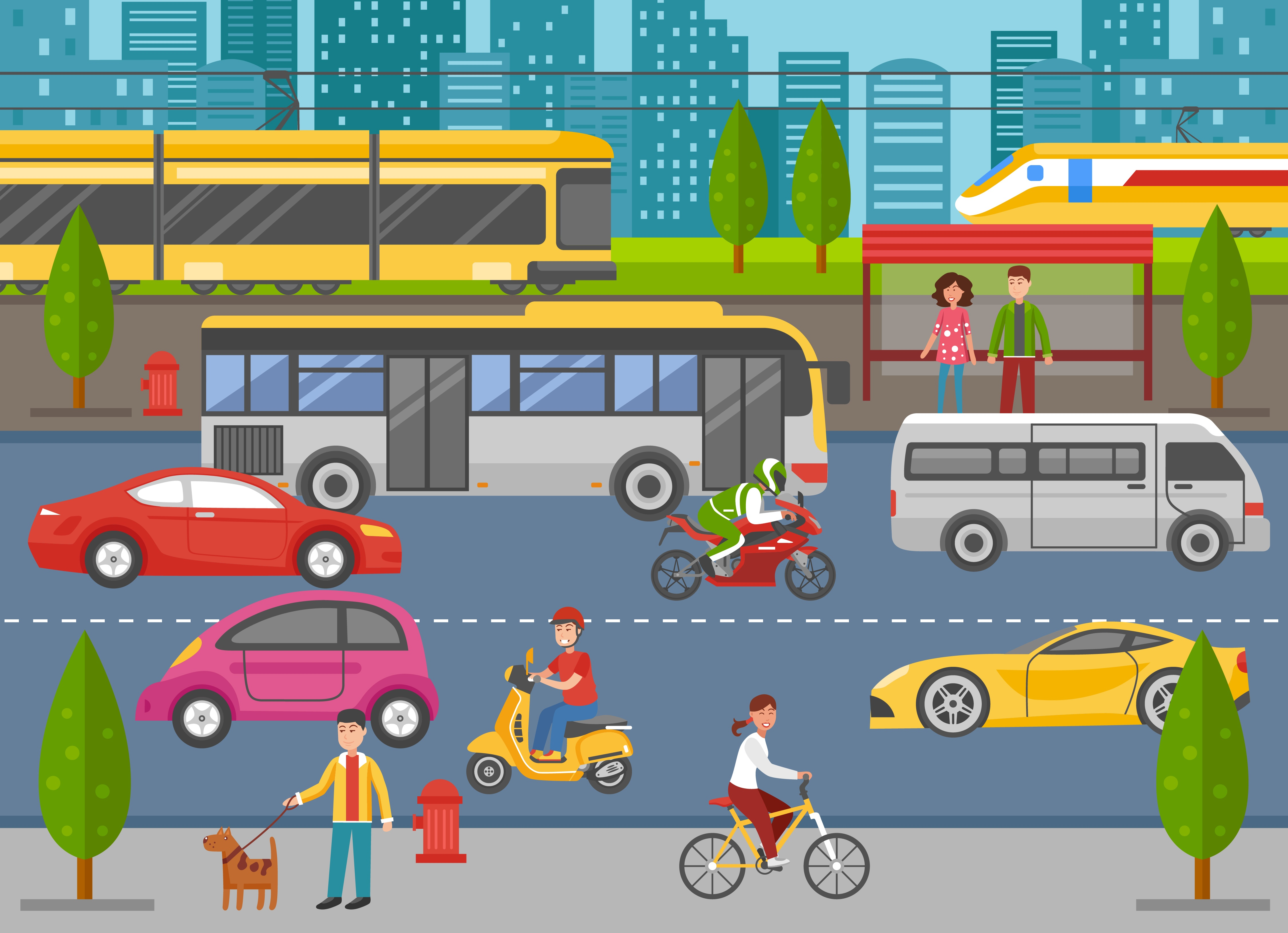 What Is Intelligent Transport System And How It Works