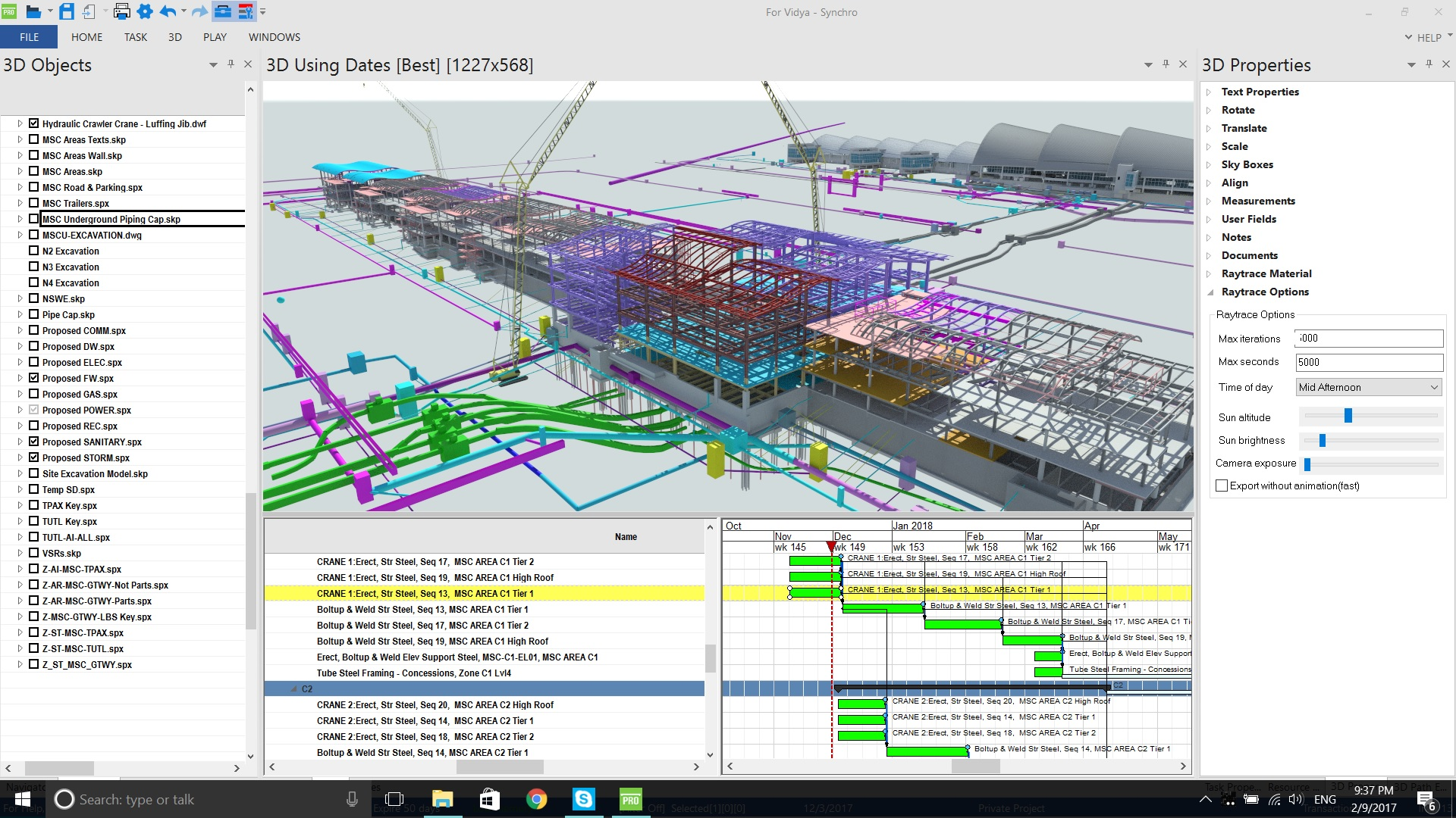 Bentley Systems acquires Synchro Software to extend digital