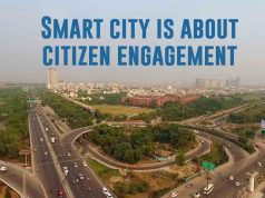 Smart city is about citizen engagement