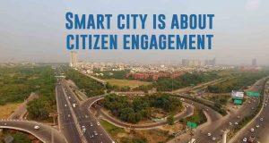 Smart city is about citizen engagement