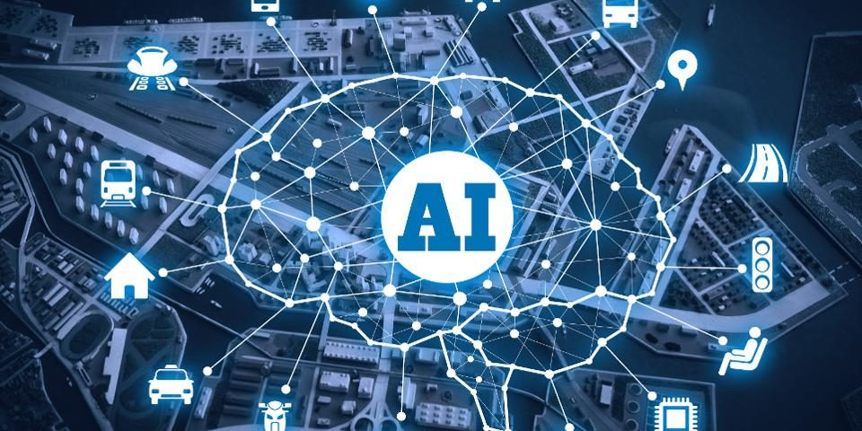artificial intelligence and iot giving wings to geospatial
