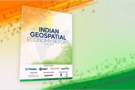 indian geospatial market report