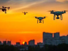 drone adoption in India