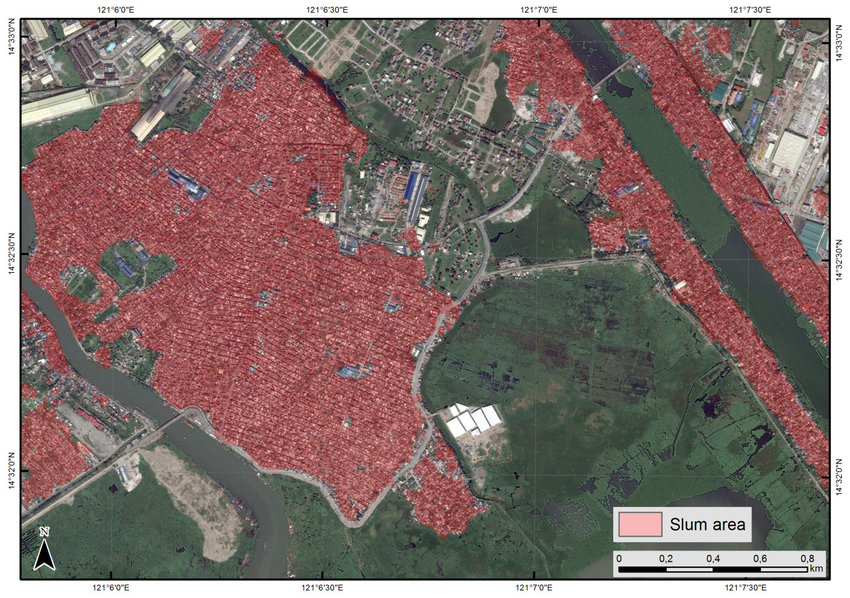 Machine Learning in satellite imagery