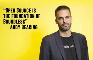 Open Source is the foundation of Boundless: Andy Dearing