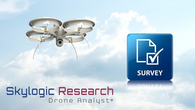 drone industry benchmark survey
