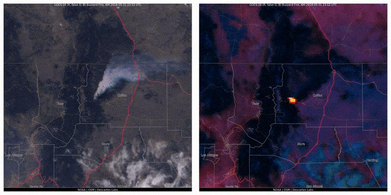 @WildfireSignal Tracking System