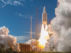 four galileo satellites