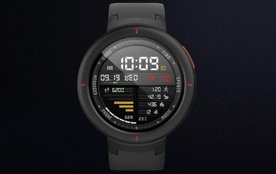 Huami Announces Launch Of New Amazfit Verge Smart Watch