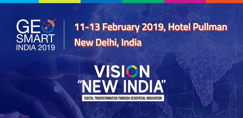 GeoSmart India Conference 2019