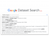 Google Data Search - Is this a new way to search for maps, satellite imagery, aerial Imagery, LiDAR data and more?