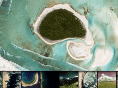 Google Earth View theme for Google Chrome