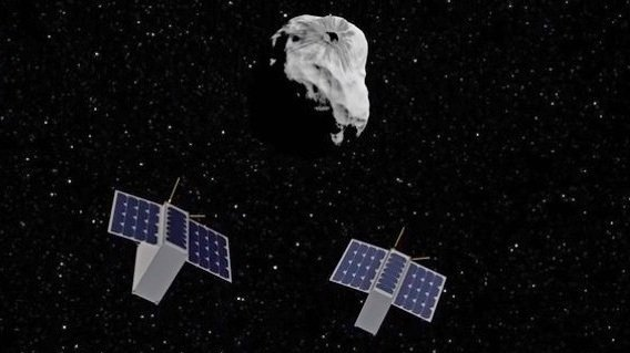 ESA choosing CubeSat companions for Hera asteroid mission