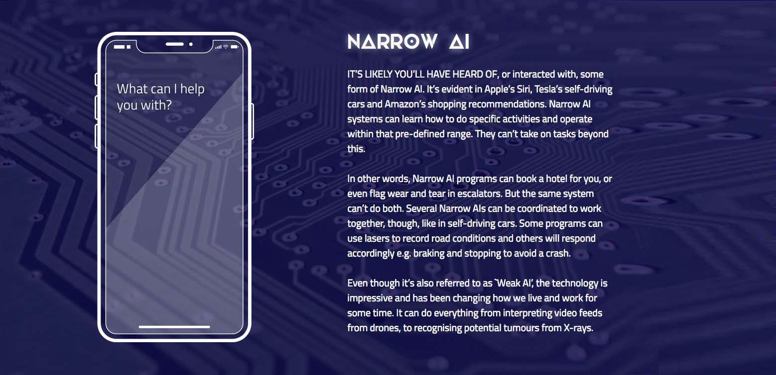 narrow ai