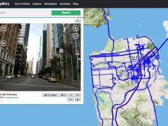 Mapillary crowdsourcing Google's Street View