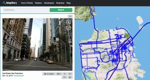 Mapillary crowdsourcing Google's Street View