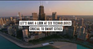 Technologies needed to build smart cities