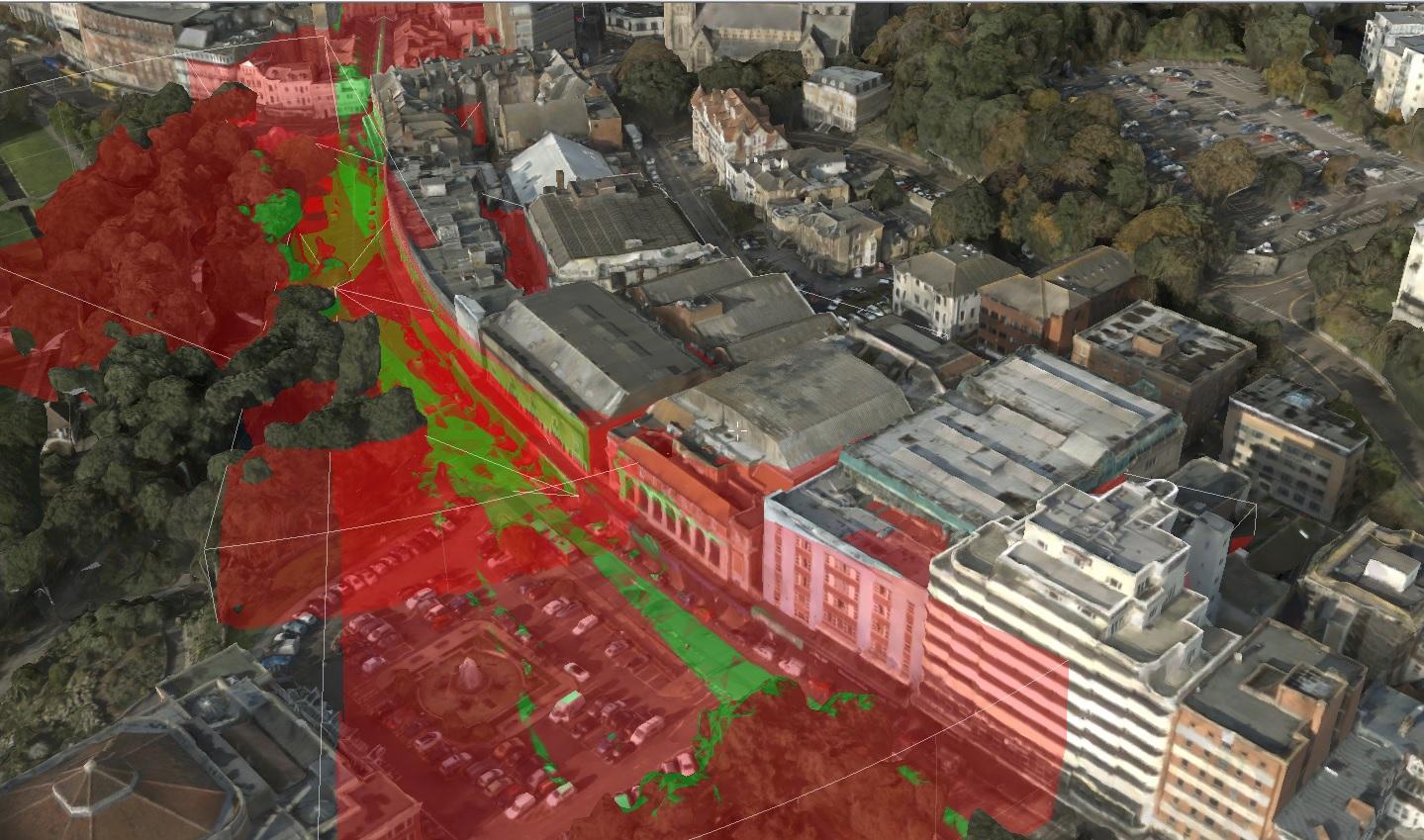 geospatial data for digital economy