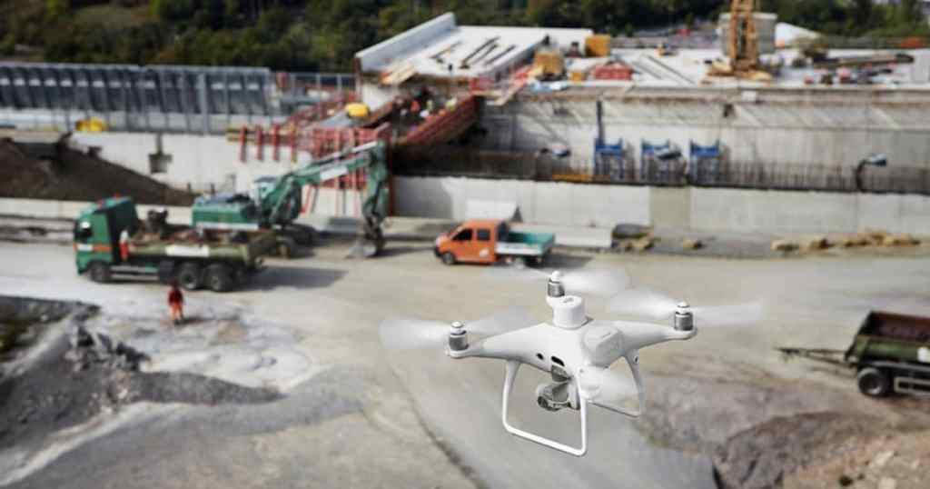 DJI launches its new drone, Phantom 4 RTK for surveying and