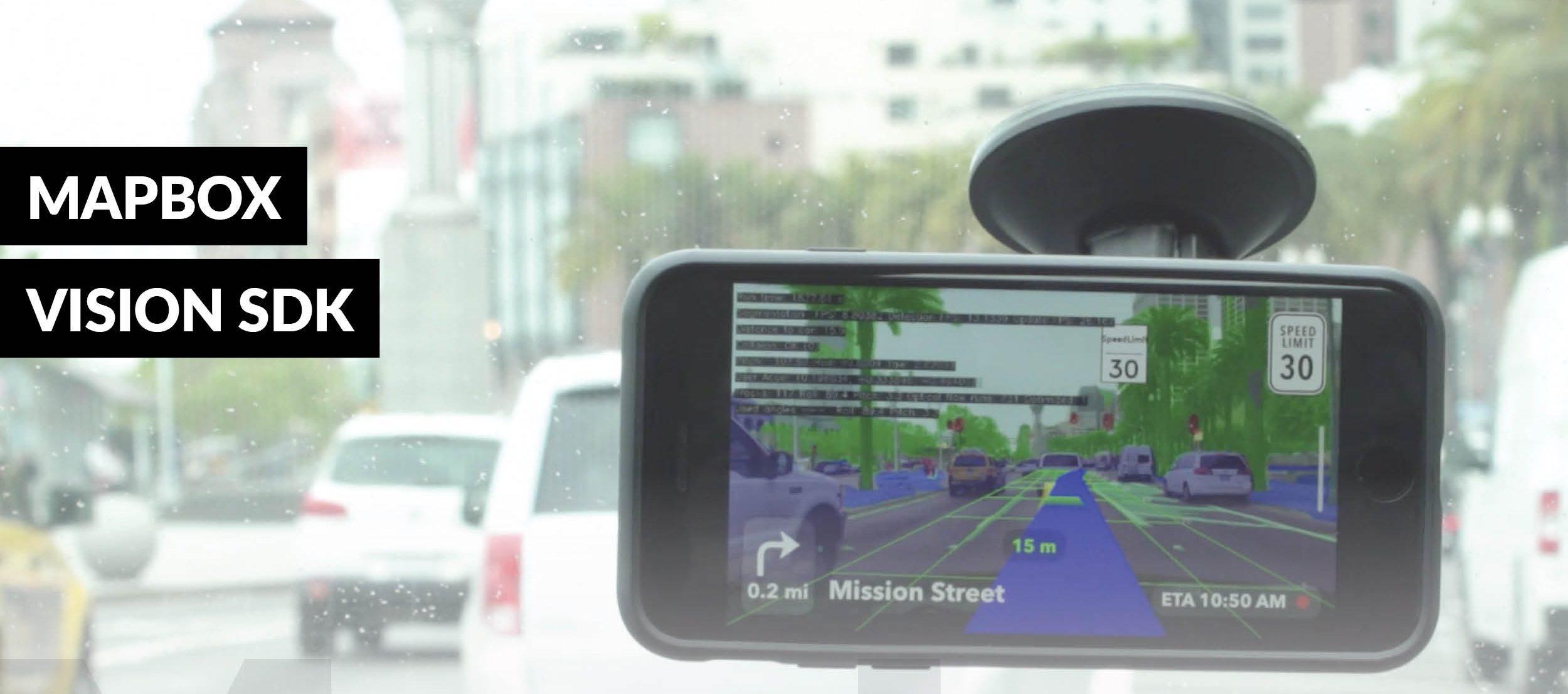 Mapbox announces Vision SDK for AR navigation