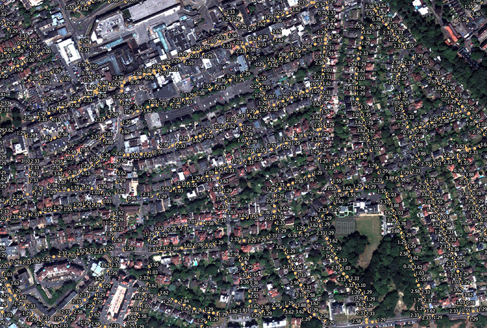 Free uk satellite images