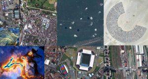 DigitalGlobe Satellite imagery 2018