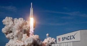 launches by spacex in 2018
