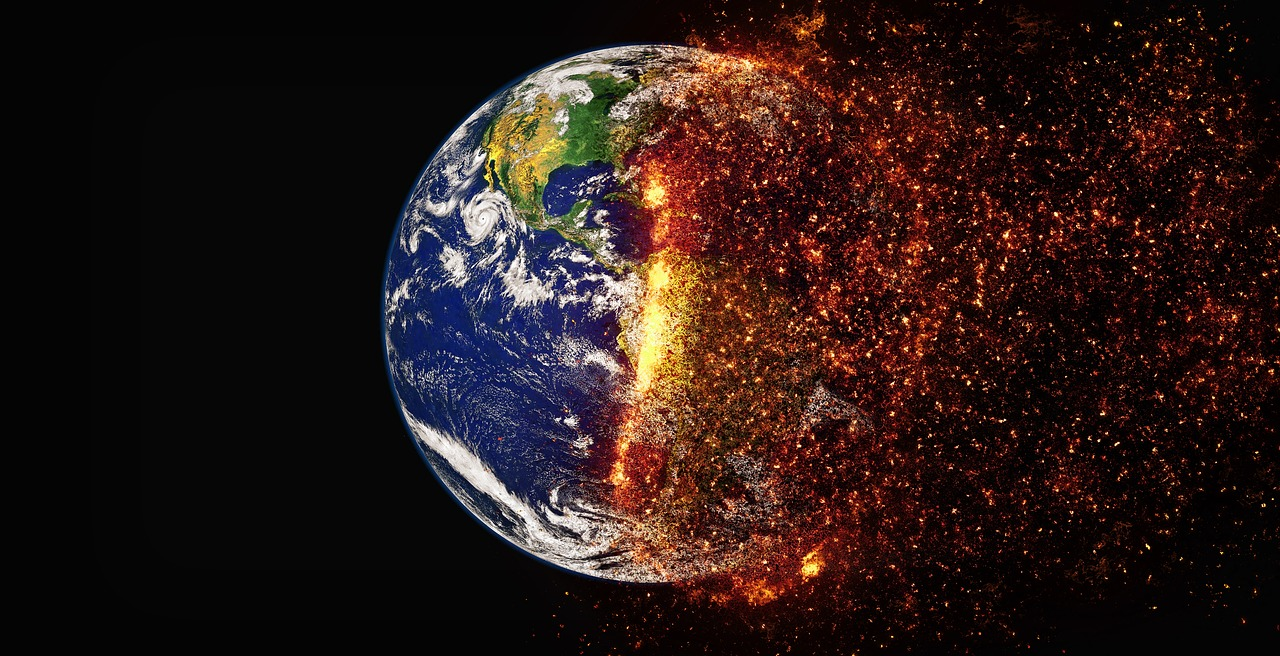 Could Global Warming Cause a Global Economic Collapse? -