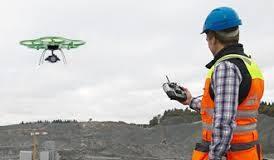 survey using UAV
