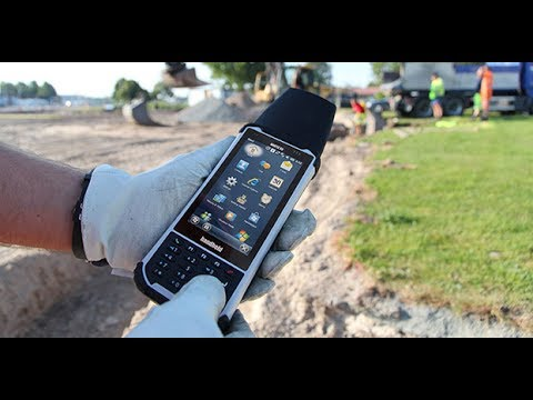 How mobile phones can change the way of surveying and mapping