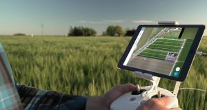 outputs of aerial surveying using drone