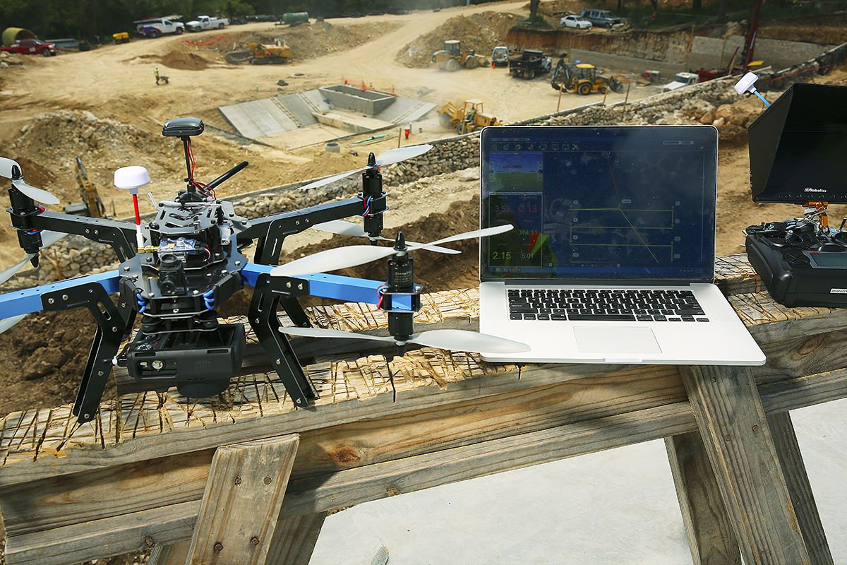 Check out steps for drone mapping - Geospatial World