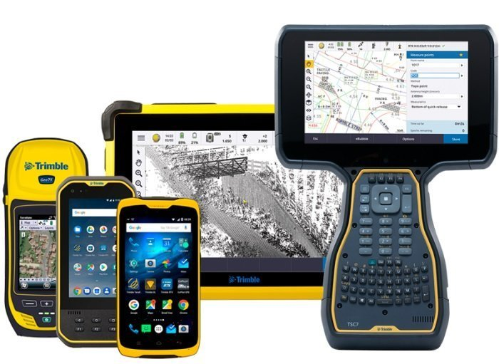 New lightweight, rugged Trimble T7 Tablet elevates productivity on